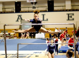 Yale gymnastics